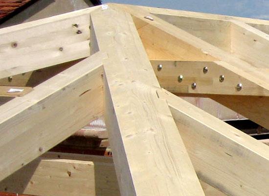 Tetti in legno particolari costruttivi tetti in legno for Tetti in legno particolari costruttivi