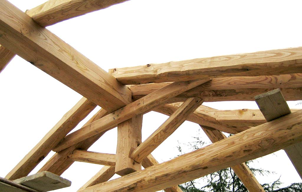 Costruire con il legno gallo legnami srl case in legno e case passive tetti in legno - Tavole di legno per edilizia ...