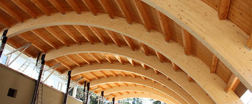 Il legno gallo legnami srl case in legno e case for Case in legno passive