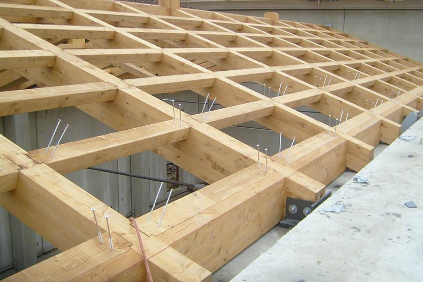 Il legno gallo legnami srl case in legno e case for Case con torrette